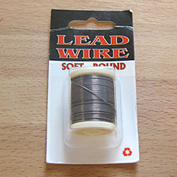 Soft Round Lead Wire - Lakeland Fly-Tying