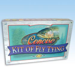 Wapsi Concise Fly-Tying Kit