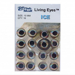 Fish-Skull Living Eyes Ice
