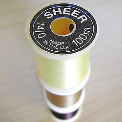 Sheer Ultrafine 14/0 Tying Thread