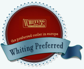 We are the preferred outlet for Whiting Farms stock in Europe